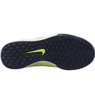 Nike JR Phantom Venom Academy TF - scarpe da calcio per terreni duri - ragazzo, Light Green