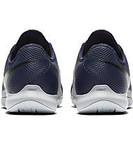 Nike JR Phantom Vision Academy IC - scarpe da calcetto indoor - bambino, Dark Blue/White