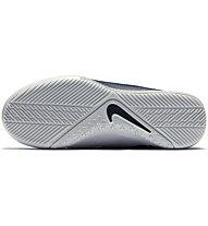 Nike Jr. Phantom Vision Academy IC - Fußballschuhe Halle, Dark Blue/White