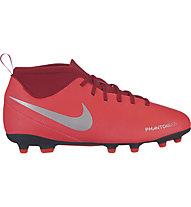 Nike Jr. Phantom Vision Club Dynamic Fit FG/MG - Fußballschuhe Multiground - Kinder, Red