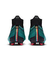 Nike Jr. Mercurial Superfly 6 Elite CR7 FG - scarpe da calcio terreni compatti - bambino, Turquoise/Black