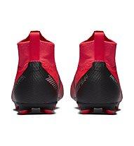 Nike Jr. Mercurial Superfly 6 Elite CR7 FG - Fußballschuhe kompakte Rasenplätze - Kinder, Dark Orange/Black