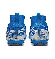 Nike Jr. Superfly 7 Elite FG - Fußballschuhe - Kinder, Light Blue