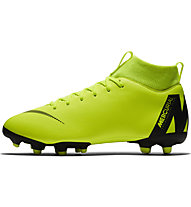 Nike Jr. Superfly VI Academy MG - Fußballschuhe Multiground - Kinder, Green