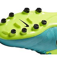 Nike Jr. Tiempo Legend VI FG - Fußballschuhe fester Boden, Clear Jade/Black/Volt