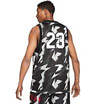 Nike Jumpman - Basketballshirt - Herren, Black