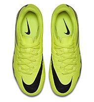 Nike Junior HyperVenom Phelon II FG - Kinder-Fußballschuhe, Volt/Black