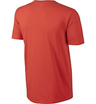Nike Just Do It - Swoosh T-Shirt, Red