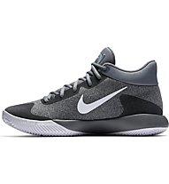Nike KD Trey 5 V - Basketballschuh, Grey