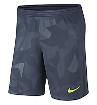 Nike Breathe Inter Milano Stadium - pantalone corto calcio - bambino, Grey/Black/Blue