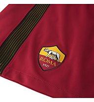 Nike Kids' Breathe A.S. Roma Stadium Short - Fußballhose Kinder, Red