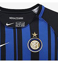 Nike Nike Breathe Inter Milan - Fußballtrikot -Set - Kinder, Blue/Black