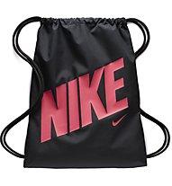 Nike Kids' Nike Graphic Gym Sack - Rucksack, Black/Red