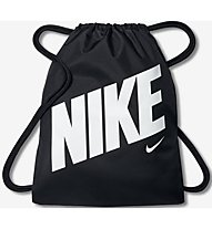 Nike Kids' Nike Graphic Gym Sack - Rucksack, Black