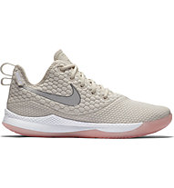 Nike LeBron Witness III - Basketballschuhe - Herren, Sand/Pink