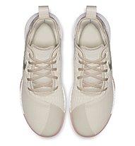 Nike LeBron Witness III - scarpe da basket - uomo, Sand/Pink