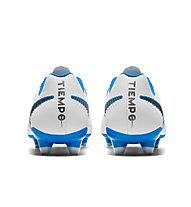 Nike Legend 7 Academy FG - scarpe da calcio terreni compatti, White