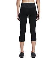 Nike Legendary Engineered Tidal Tight Damen, Black Anthracite/Black