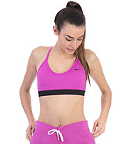 Nike Light-Support Bra - Sport BH - Damen, Pink