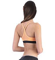Nike Light-Support Bra - Sport BH - Damen, Orange