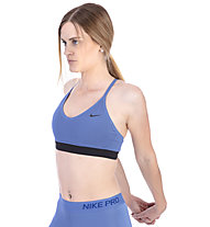 Nike Light-Support Bra - Sport BH - Damen, Blue