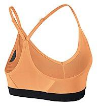 Nike Light-Support Bra - Sport BH - Damen, Orange