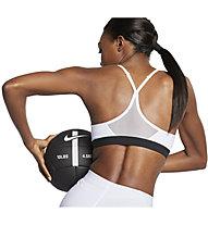 Nike Light-Support Bra - Sport BH - Damen, White