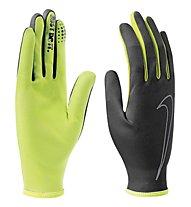 Nike Lightweight Rival Running Handschuhe, Black/Green