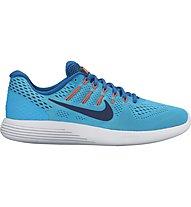 Nike LunarGlide 8 - Laufschuhe, Blue