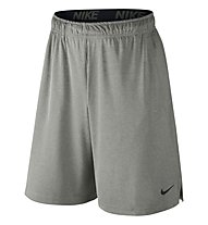 "Nike Fly 9"" Short - pantaloni corti fitness, Grey"