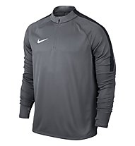 Nike Drill Football Top - Fußballtrikot, Dark Grey