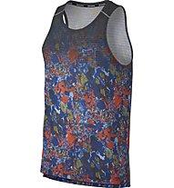 Nike Rise 365 - Trägershirt Running - Herren, Blue
