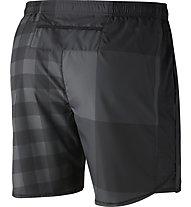 """Nike Challenger Men's 7"""" Printed Running Shorts - Laufhose - Herren, Dark Grey"""