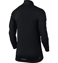 Nike Dry Element - langärmliges Runningshirt - Herren, Black