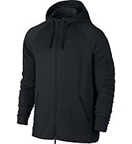 Nike Dry Training - Fitness Kapuzenjacke - Herren, Black