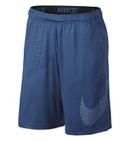 Nike Dry Training - kurze Trainingshose - Herren, Blue