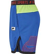 Nike Dri-FIT Men's Training Shorts - Trainingshose kurz - Herren, Light Blue/Green