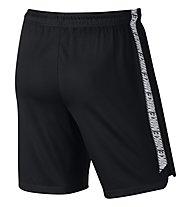 Nike Dry Squad Football - kurze Fußballhose - Herren, Black/White
