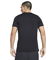 Nike Dri-FIT Superset S-S Training - Trainingshirt - Herren, Black