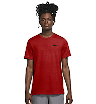 Nike Dri-FIT Superset S-S Training - Trainingshirt - Herren, Red