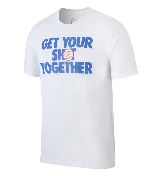Nike Herren M NSW Tee Af1 2 Kurzarm Laufshirt: