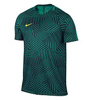 Nike Dry Football Top - maglia calcio, Teal Green