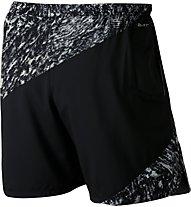 Nike Flex Distance Shorts - kurze Laufhose - Herren, Grey