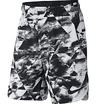 Nike Flex Vent Clouded - kurze Fitnesshose - Herren, Black