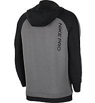 Nike Fleece Hoodie - felpa con cappuccio - uomo, Grey