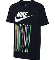 Nike International 1 - Fitness-T-Shirt - Herren, Black