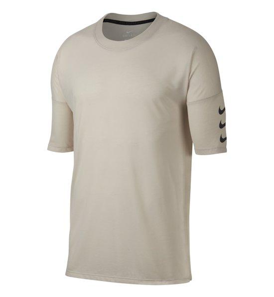 Nike Rise 365 Half SLV Top T Shirt Running Herren |