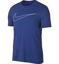 Nike Superset Training - T-shirt fitness - uomo, Blue