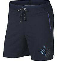 Nike Wild Run 2in1 - pantaloni corti running - uomo, Blue