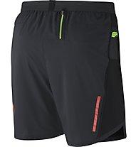 "Nike Running 7"" - pantaloni corti running - uomo, Black"